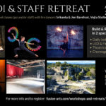 Poi & Staff Retreat w/ Srikanta, Vojta, Jen & Kevin: April 14-20 2019 (Sommières FR)