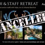 Staff & Poi Retreat w/ Vojta, Srikanta & Jen:  7-13 August 2020 (Barcelona)